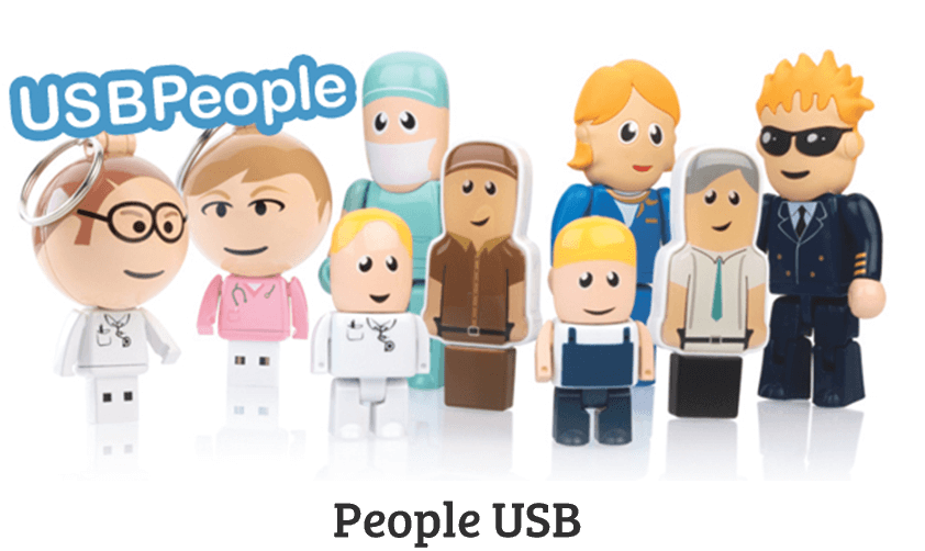 people usb