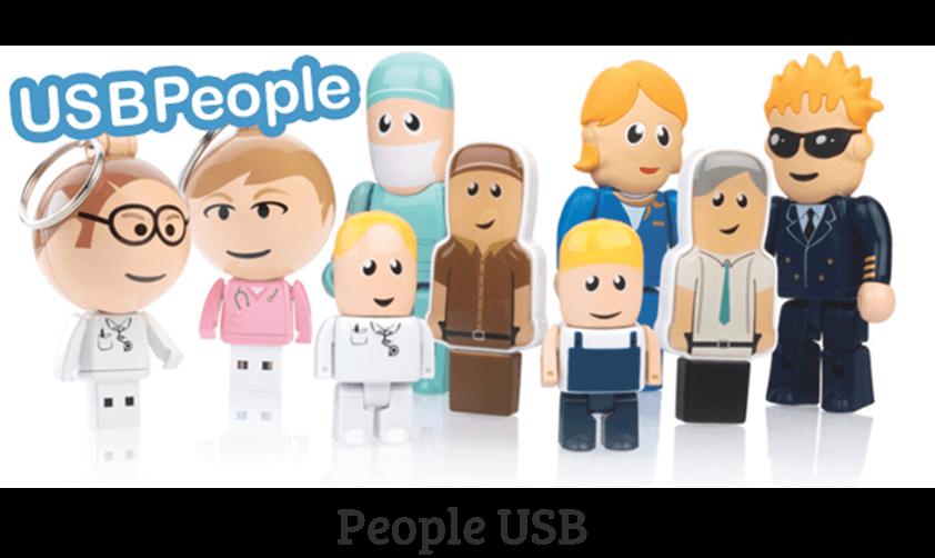 people usb