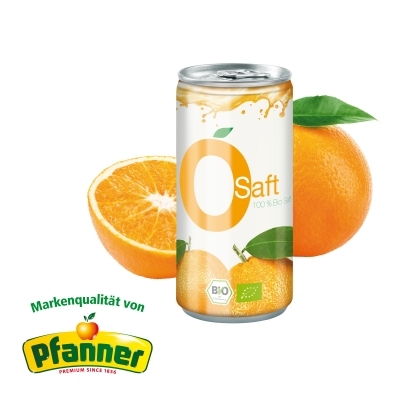 suc organic de portocale personalizat